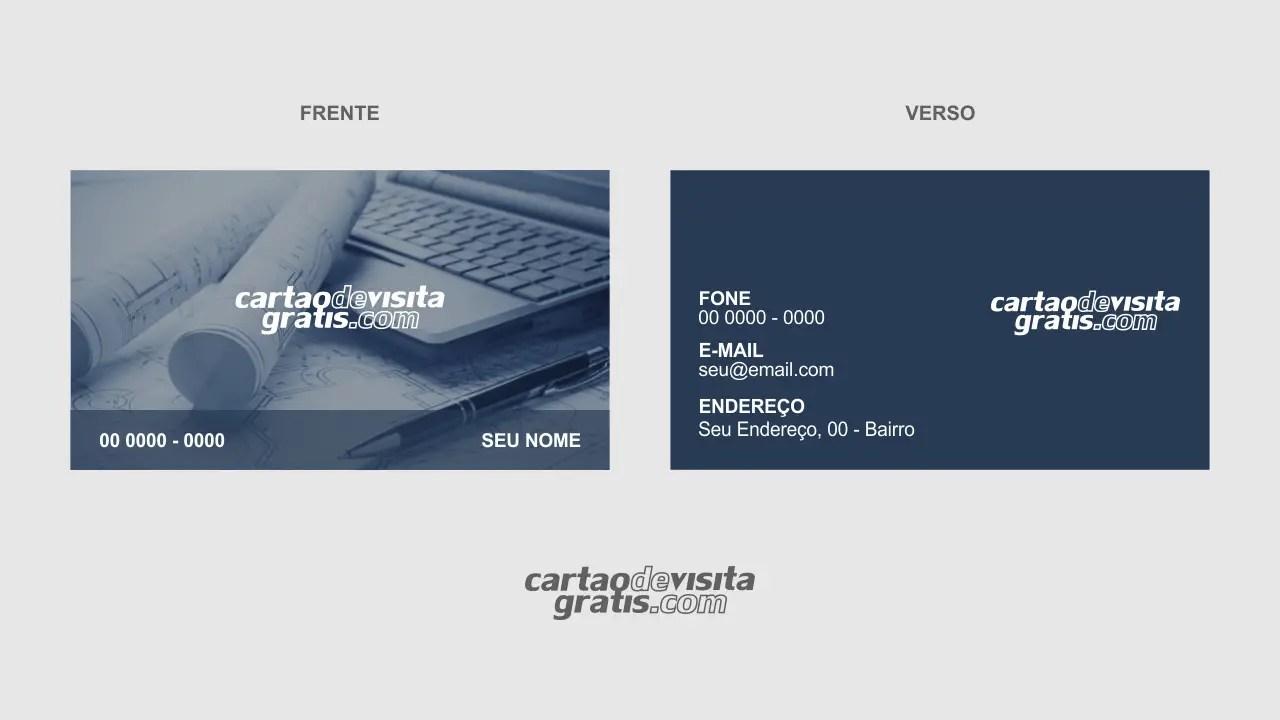 Once downloaded, our maps work completely offline. 100 Modelos De Cartao De Visita Download Cdr Gratis
