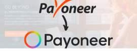 Payoneer com nova marca
