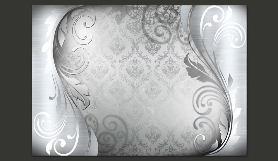 255cm x 384cm tessuto non tessuto. La Carta Da Parati Damascata Piu Bella Di Sempre Carta Parati