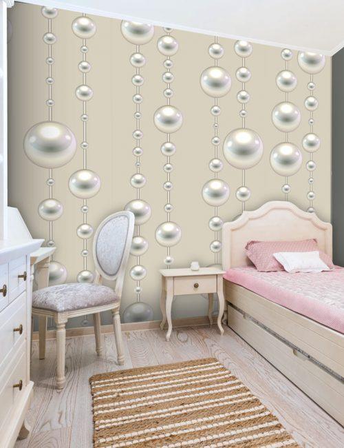 La wallpaper è perfetta con qualsiasi tipo di arredamento e calza a pennello soprattutto nel living room. Carta Da Parati Per Cameretta Ragazza Come Sceglierla