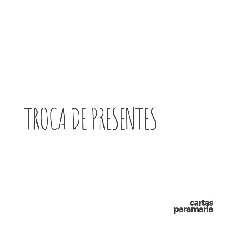 troca de presentes | Allan Dias Castro
