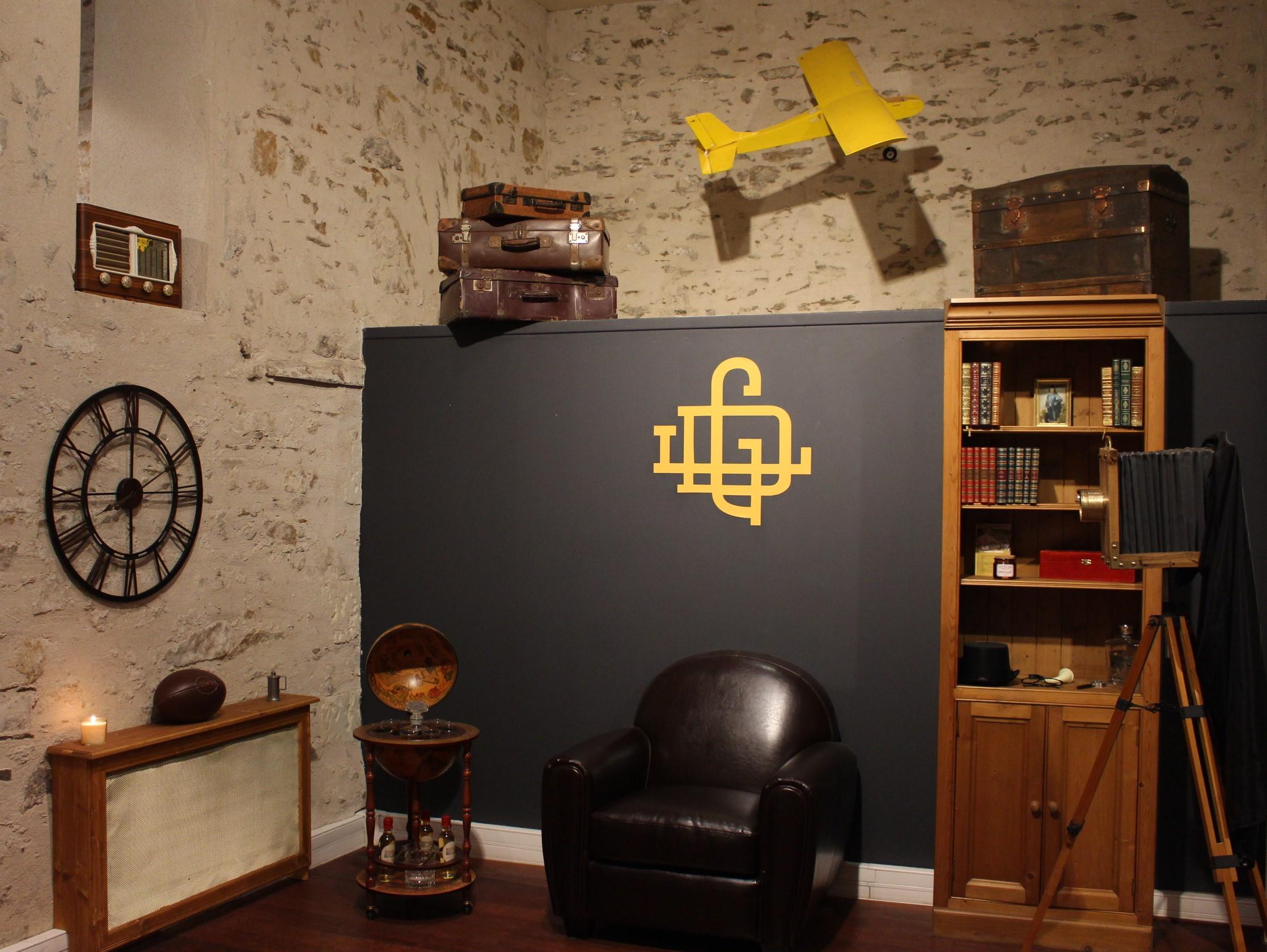la ligue des gentlemen nantes la carte des escape game. Black Bedroom Furniture Sets. Home Design Ideas