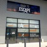 Back to Escape Portes-Lès-Valence