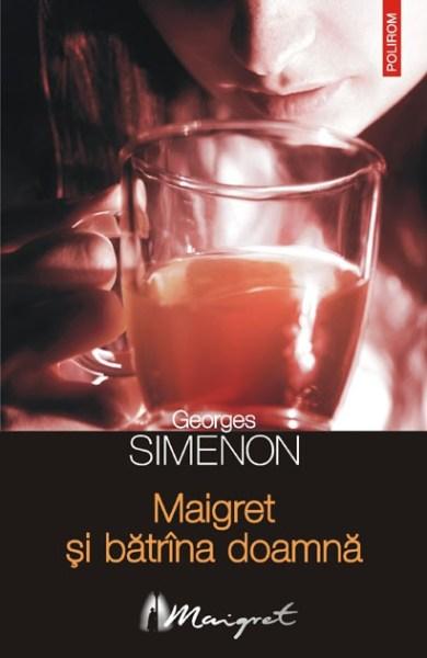 Maigret și bătrâna doamnă