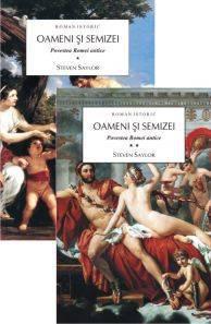 Oameni și semizei. Istoria Romei Antice