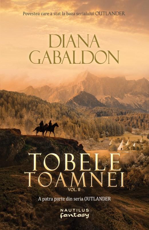 Tobele toamnei vol. 2(Seria Outlander)