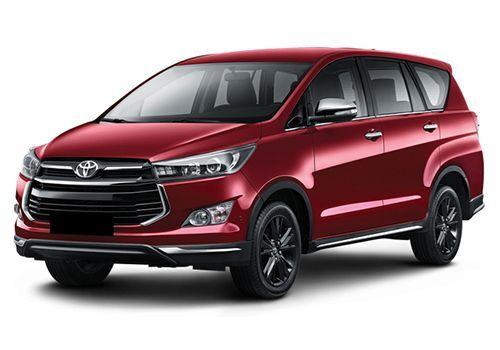 2019 Toyota Innova Crysta Launching on April 8 - Latest ...