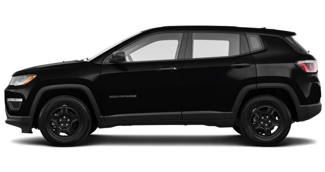 Updated Jeep Compass SUV has been spotted in Spain, testing and preparing for its arrival in India