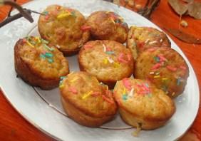 Muffins cu morcovi