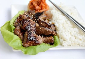 steak coreean