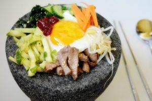 Bibimbap orez in stil coreean083
