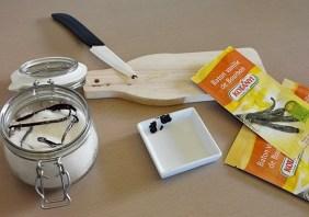 Cum se desface batonul de vanilie