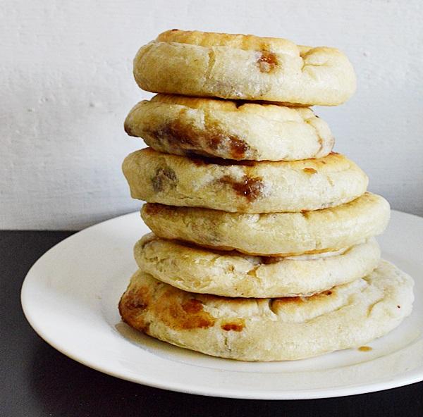 Pancakes coreene Hotteok