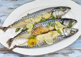 Peste la cuptor in stil mediteranean
