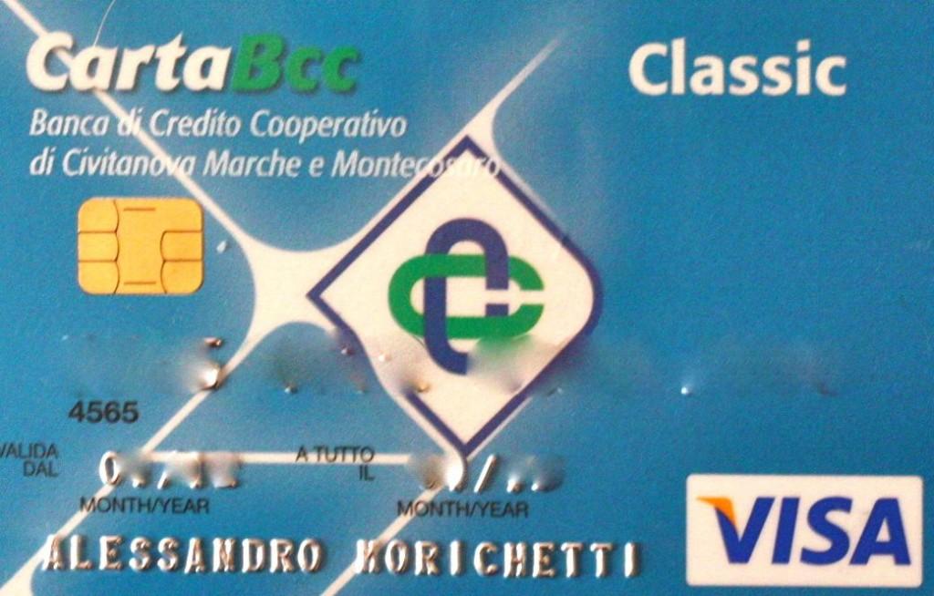 Carte Di Credito Bcc Classic Gold Beep Impresa E
