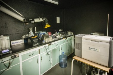 Environmental Analysis Laboratory