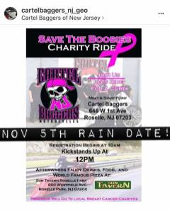 nj save the boobies ride