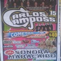 domingo 04 de diciembre de 2016 * CARLOS CAMPOS * #cuauhtemoc #gransalon