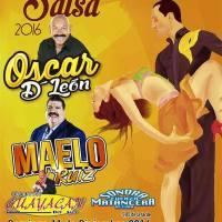 domingo 11 de diciembre de 2016: IZTAPA SALSA #iztapalapa #oscard'leon #maeloruiz