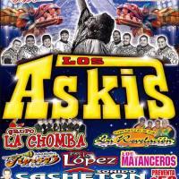 viernes 15 de diciembre de 2016: LOS ASKIS #cuauhtemoc #gransalon #losaskis