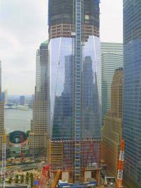 The new WTC Tower