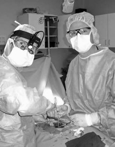 In the OR