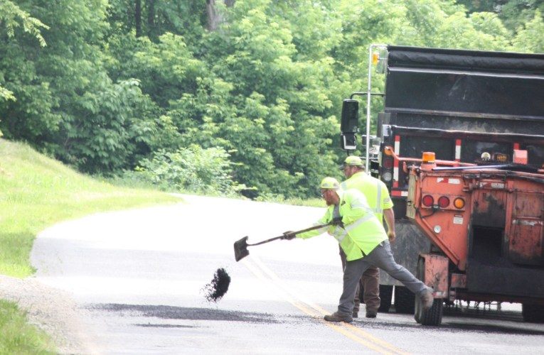 Vacating roads: Fiscal court removes portion of Campbell and Bailey Cemetery Road
