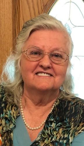 Betty Jean Hall Logan