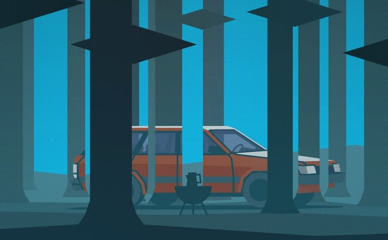 Late to the Game(s): Kentucky Route Zero – Exploring the spaces (we think) we know