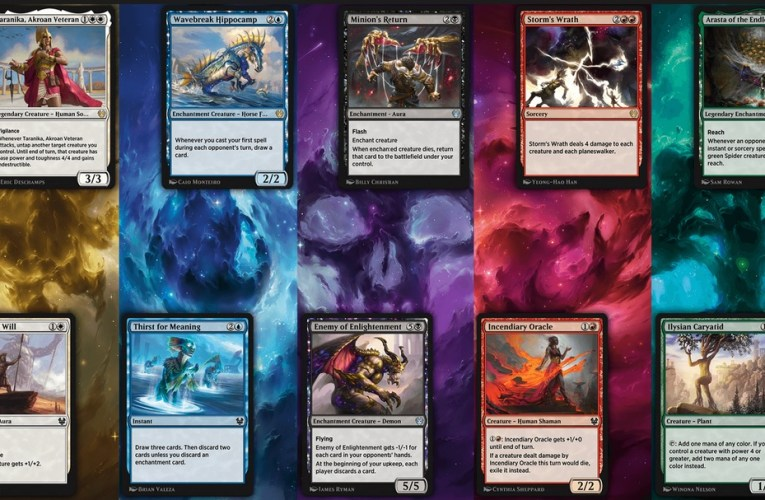 Late to the Game(s): Whoa, oh, oh, it's Magic (The Gathering)