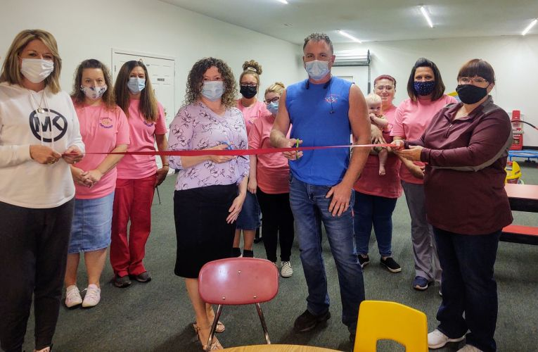 Carter Childcare West opens in Olive Hill