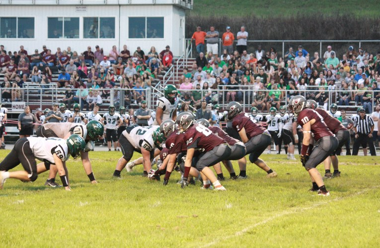 West Carter falls to Rowan: East wins in first game of season