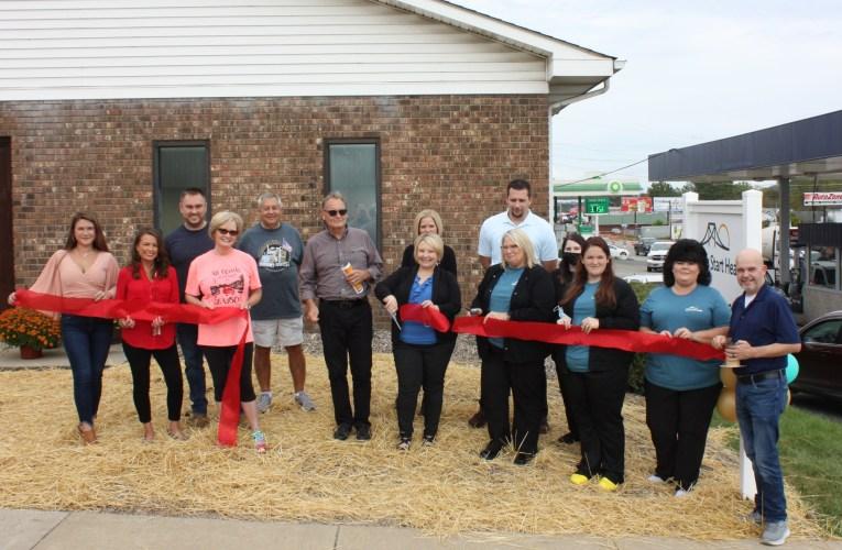 Fresh Start Health holds ribbon cutting