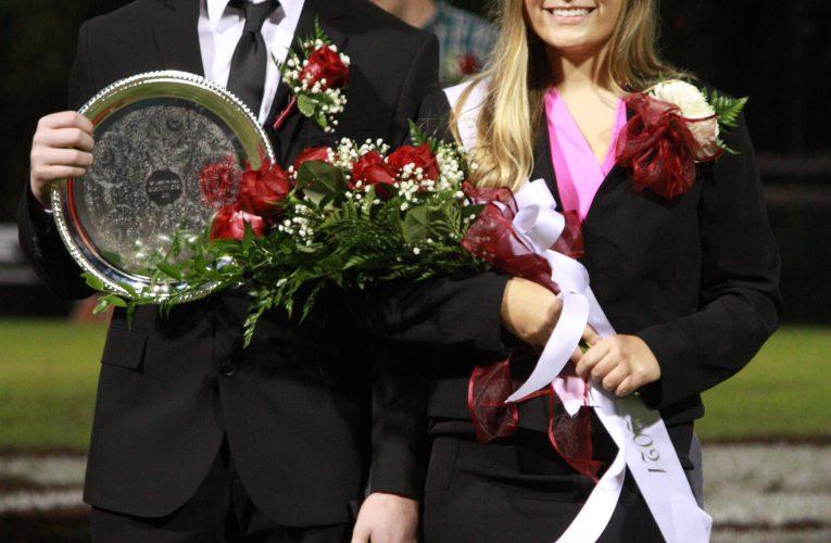 West Carter Crowns Homecoming Queen
