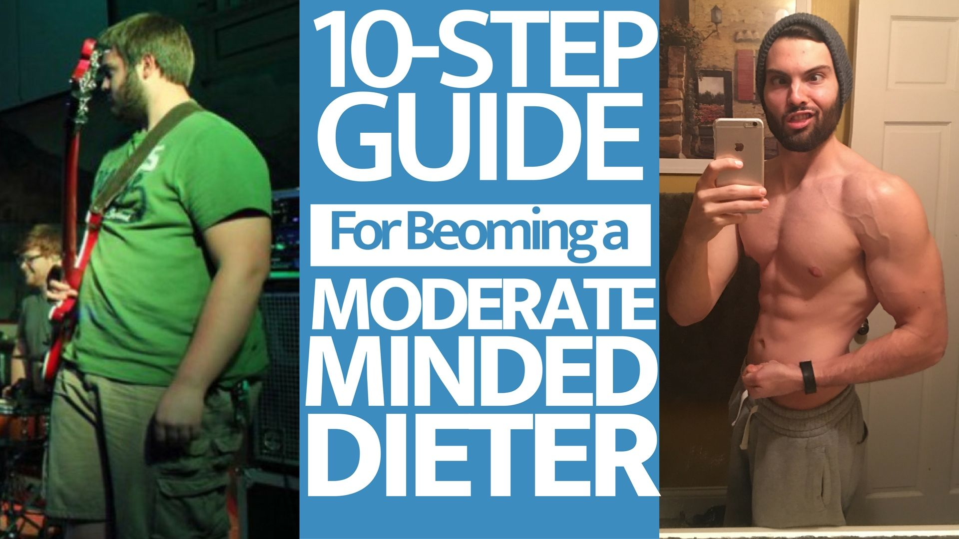 moderation while dieting