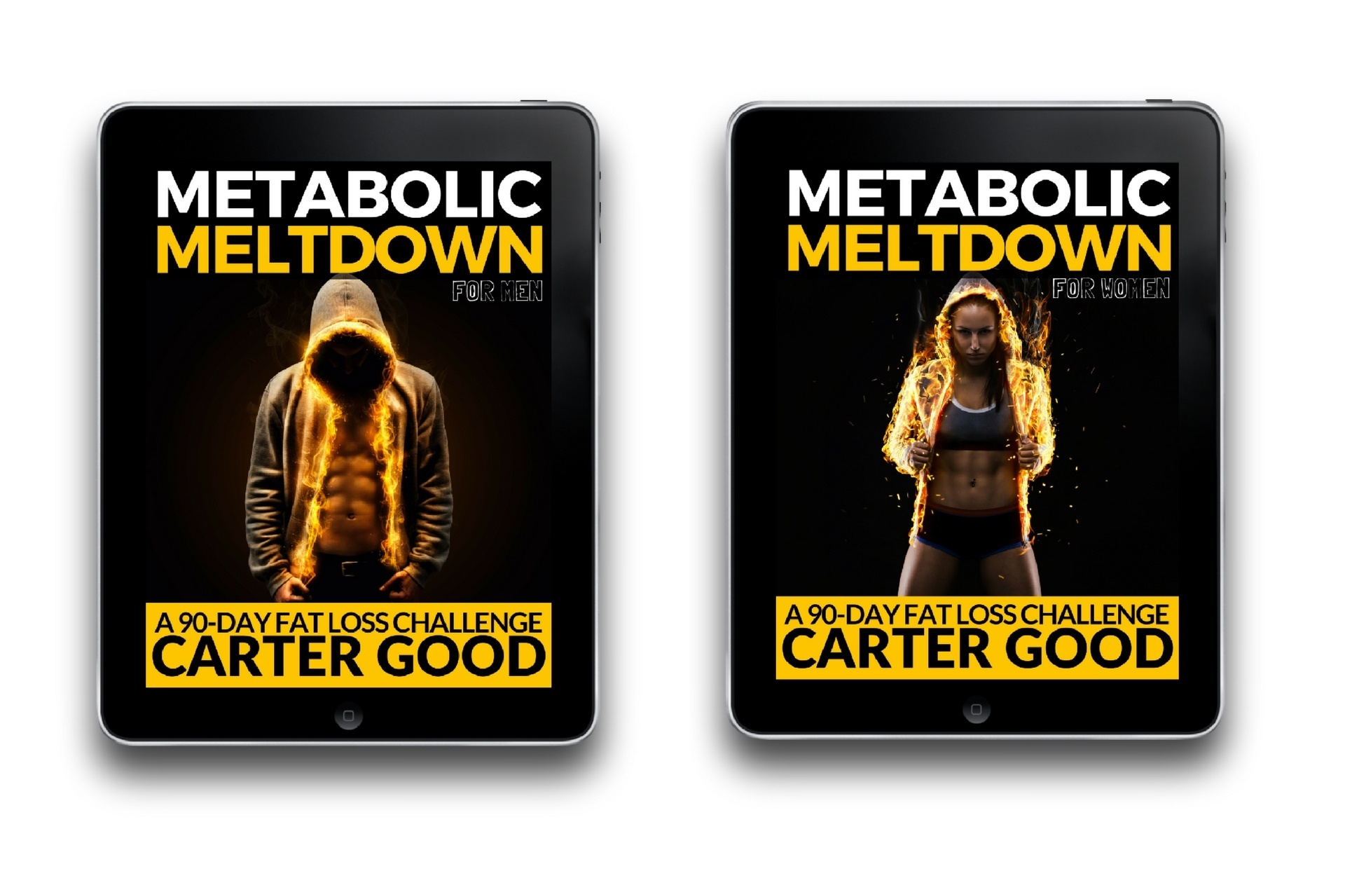 [men & women] Metabolic Meltdown iPad 16:9