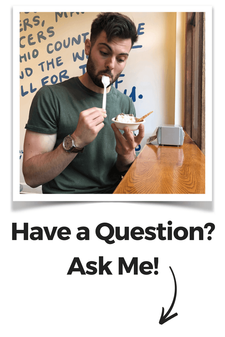 Have a Question_Ask me Below!