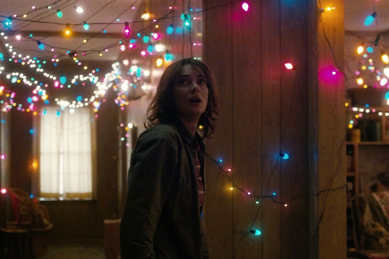 Stranger Things Winona Ryder