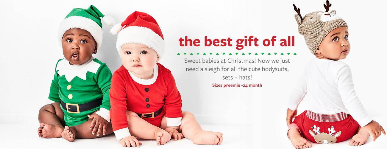 Kids Christmas Clothing
