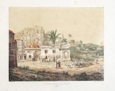 Alger - Porte Bab-El-Oued
