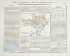 Carte originale du Gard