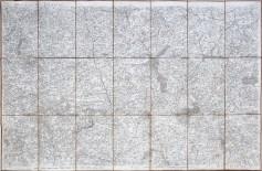 Uzel - Lamballe - Carte de Cassini - N° 157