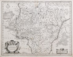 Gravure ancienne du Luxembourg
