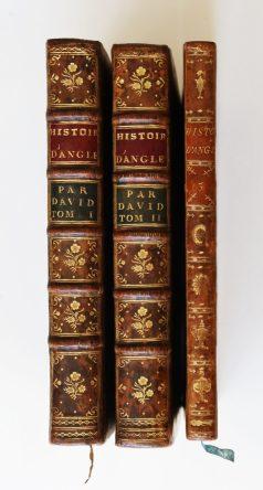 F.A David Histoire d'Angleterre et d'Amérique