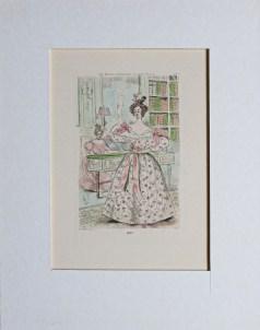 Les modes féminines du 19ème siècle