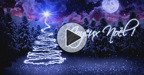 Carte De Noel Gratuite