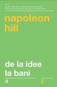 De la idee la bani de Napoleon Hill
