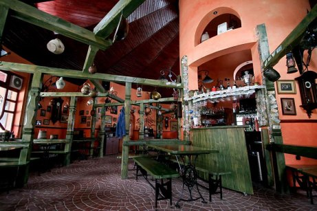 History, Pensiune Restaurant