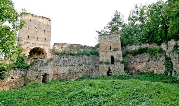 Saschiz, Cetatea si Biserica Fortificata