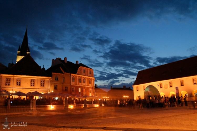 03-Sibiu - centrul istoric